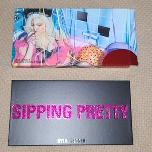 Kylie Cosmetics Sipping Pretty Eyeshadow Palette